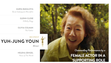 Youn Yuh-Jung Minari