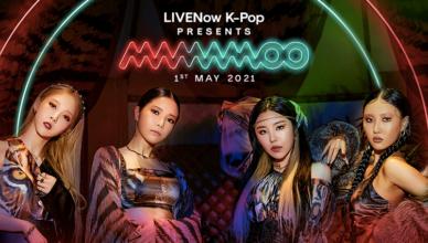 MAMAMOO live streamin