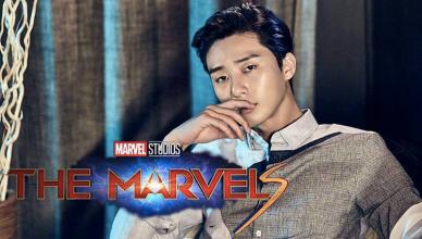 Park Soo-joon marvel universe