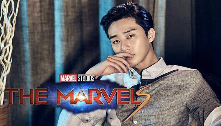 Park Seo-joon marvel universe